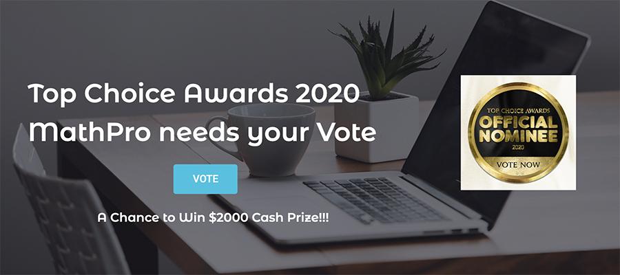 Top Choice 2020