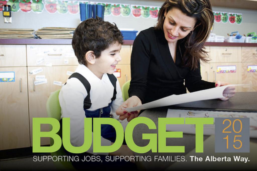 Alberta budget MathPro