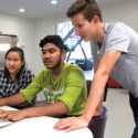 Students Join CBE IT Team for Summer Work Experience