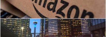 Calgary's official bid to Amazon