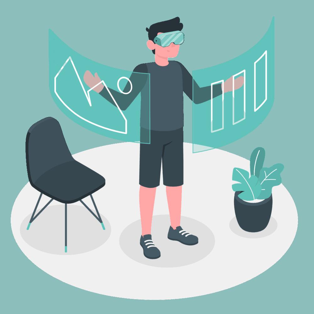 Virtual reality amico e1601184158351